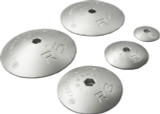 "Tecnoseal 2-13/16"" X 1/2"" Rudder/Trimtab Anode Aluminum (R-2AL)"