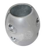 "Tecnoseal 3"" Shaft Anode Aluminum (X-13AL)"