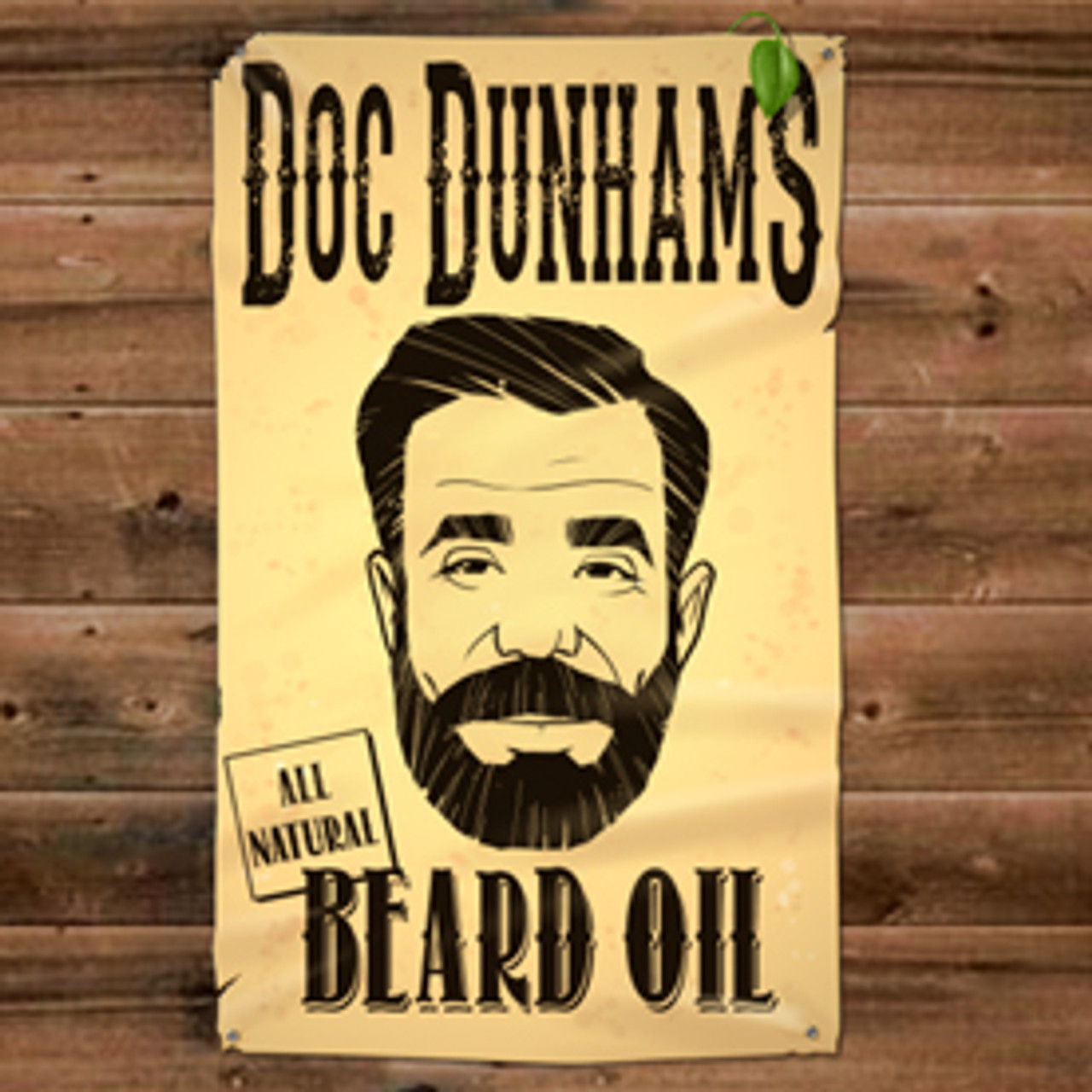 Doc Dunham's Beard Oil