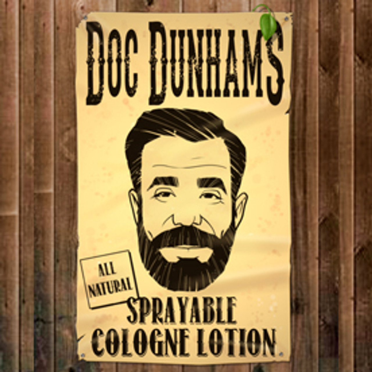 Doc Dunham's Spray Cologne Moisturizer