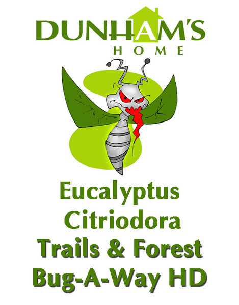 """Dunham's Essentials - Trails and Forest Bug-A-Way HD - Our Heavy Duty Version of our Bug-A-Way - We use our natural lotion base and infused it with Eucalyptus Citrodiora, also called Eucalyptus Lemon.  Keep the bugs away while moisturizing your skin.  Gluten Free - Vegan Friendly - """"Every-Body Deserves Dunham's""""  Dunham's Essentials - Dunham's Home"""
