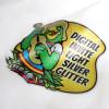 Plotterfilms DIGITAL Invite Light Glitter Silver (PRINT Light Glitter Silver)