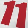 Flex Matte Sports (Static Back CAD CUT - Sports Numbers)