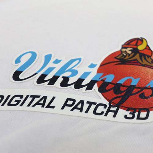 Plotterfilms DIGITAL Patch 3D heat transfer vinyl