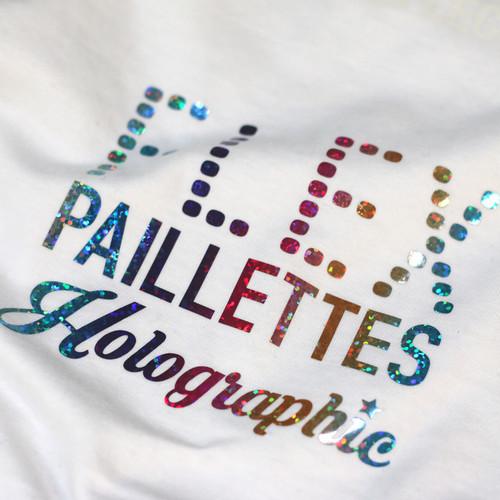 Flex Paillettes (Holographic)