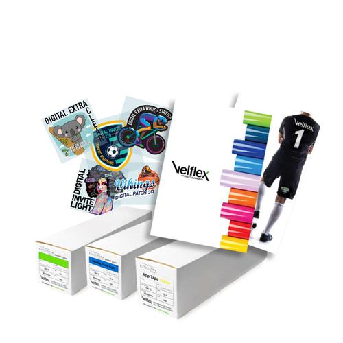 DIGITAL Print HTV Sample Pack