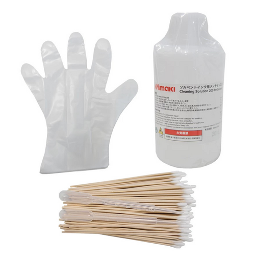 Mimaki Solvent Cleaning Liquid Kit: SPC-0369