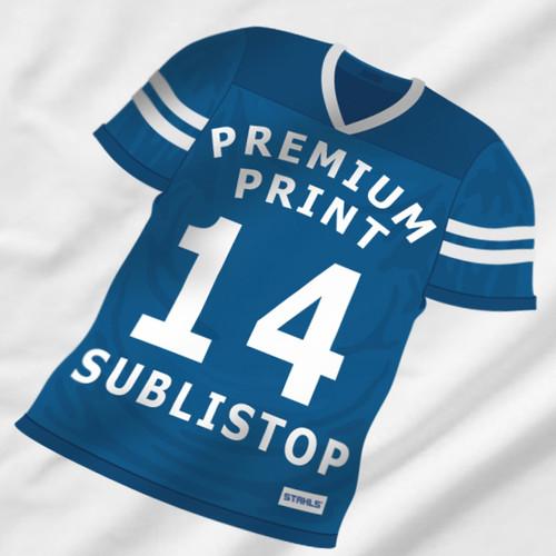 Stahls Premium Print Sublistop