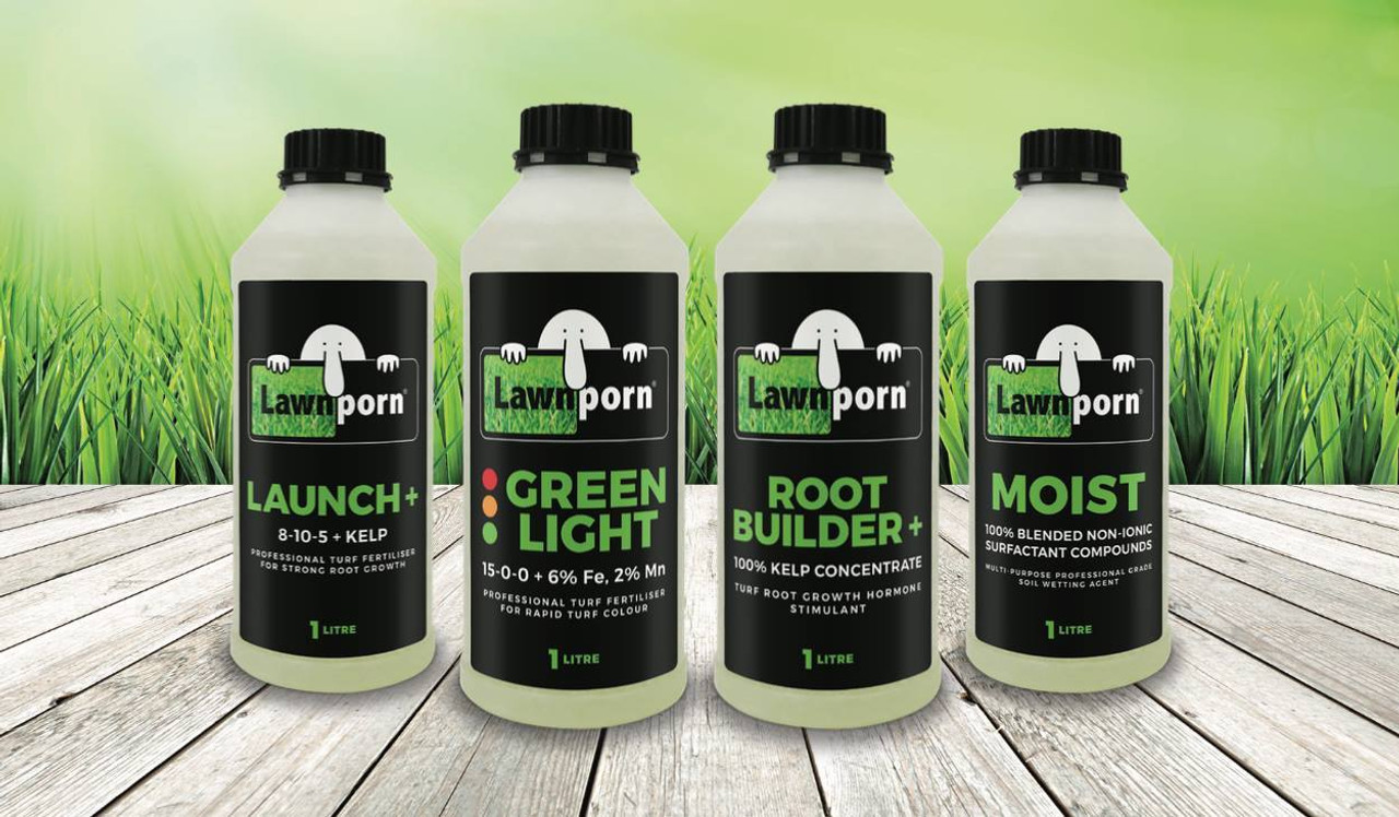 Lawn Porn Lawn Fertilizer