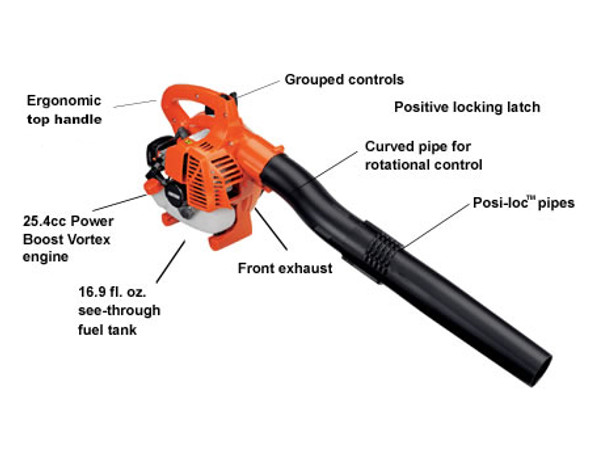 ECHO PB250CF HANDHELD POWER BLOWER