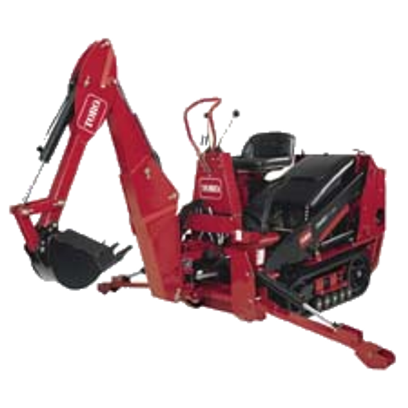 Toro TX Compact Utility Loader Attchments