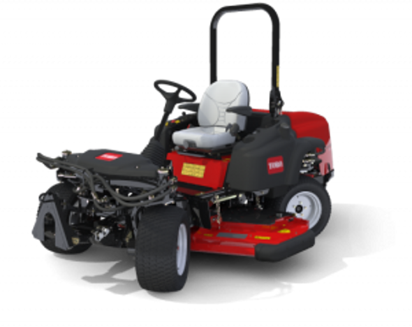 Toro Groundsmaster - 360 Quad-Steer