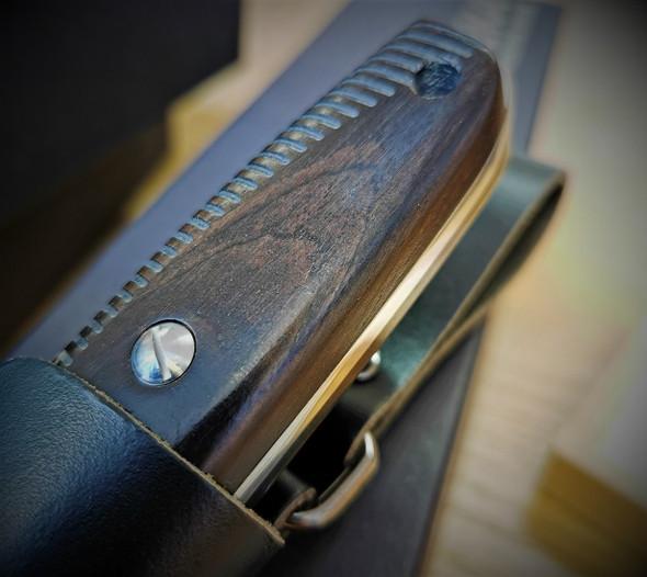 EKA Nordic W12 Knife (Wood)
