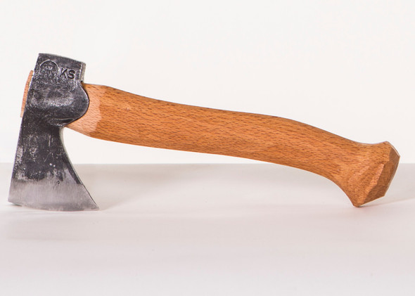 Gränsfors Bruk Special Edition Mini Hatchet (Carved Handle, 473-R)