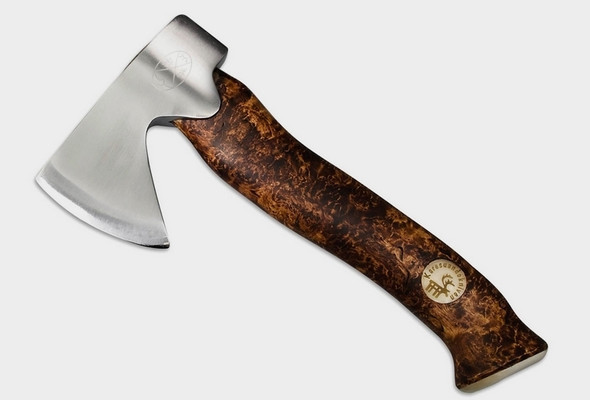 Karesuando Unna Àksu - Hunters Axe - Brown