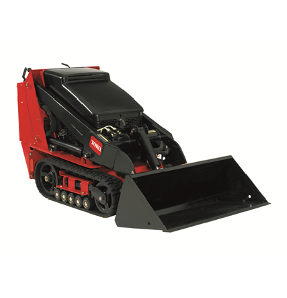 Toro TX525 Wide and Narrow Tacked Compact Loader