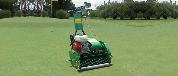 Mow Master Golf Greens Mower