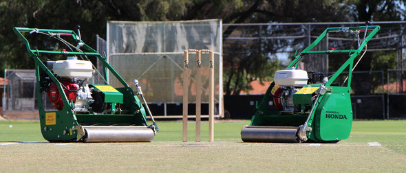 Mow Master Cricket Pitch Mower