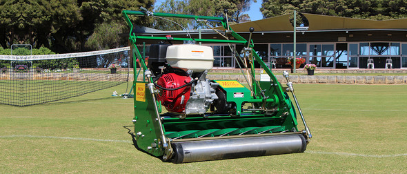 Mow Master Tennis / Croquet Court Mower
