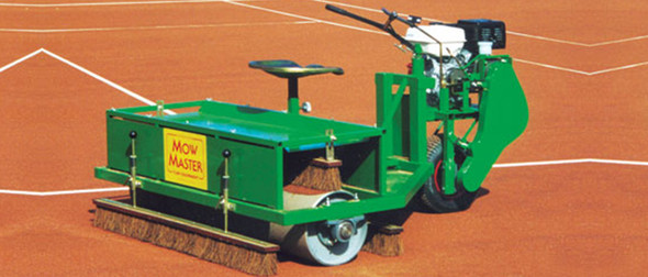 Mow Master Clay Court Roller