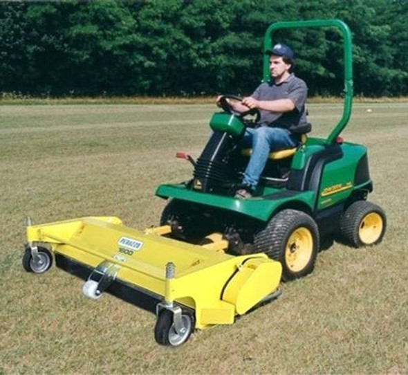 Teg Special – Front Flail Mower