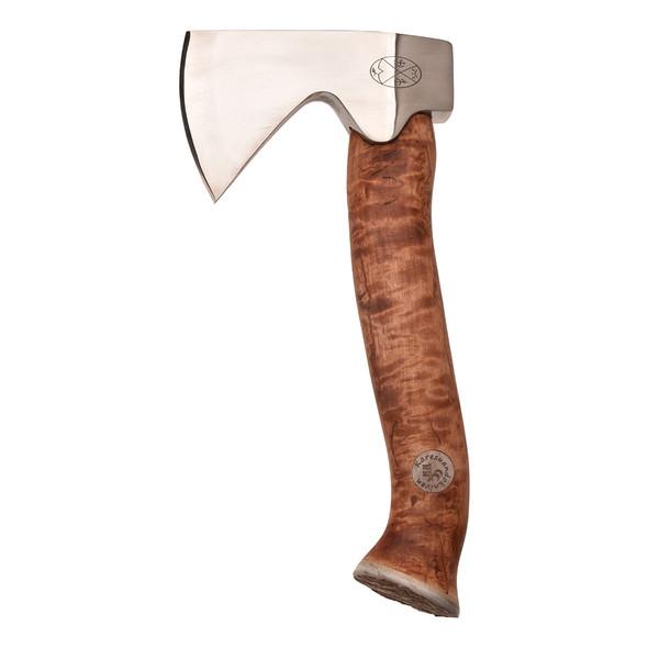 Karesuando 'Stoera Aksu' Hunting Axe Large, Brown