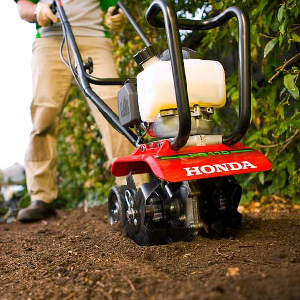 Honda FG110 Multi-Purpose Lightweight Mini Tiller