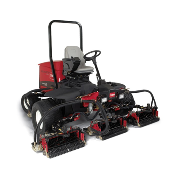 DPA Cutting Units Light-Weight Design Superior Aftercut Appearance Improved Operator Comfort