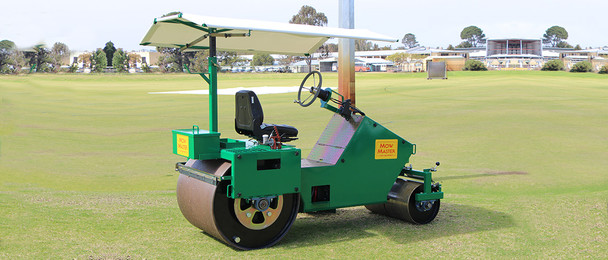 Mow Master Cricket Pitch Roller