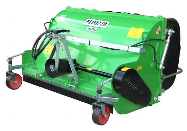 Koala – Flail Mower With Collection