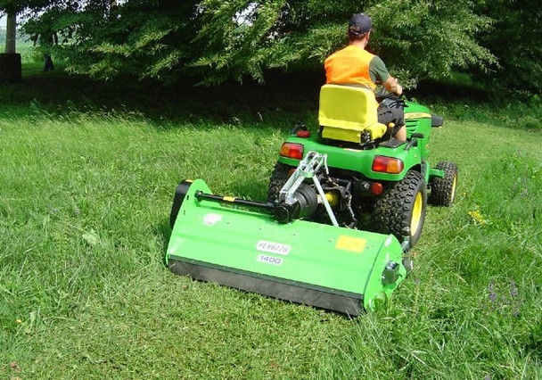 Fox – Rear Flail Mower