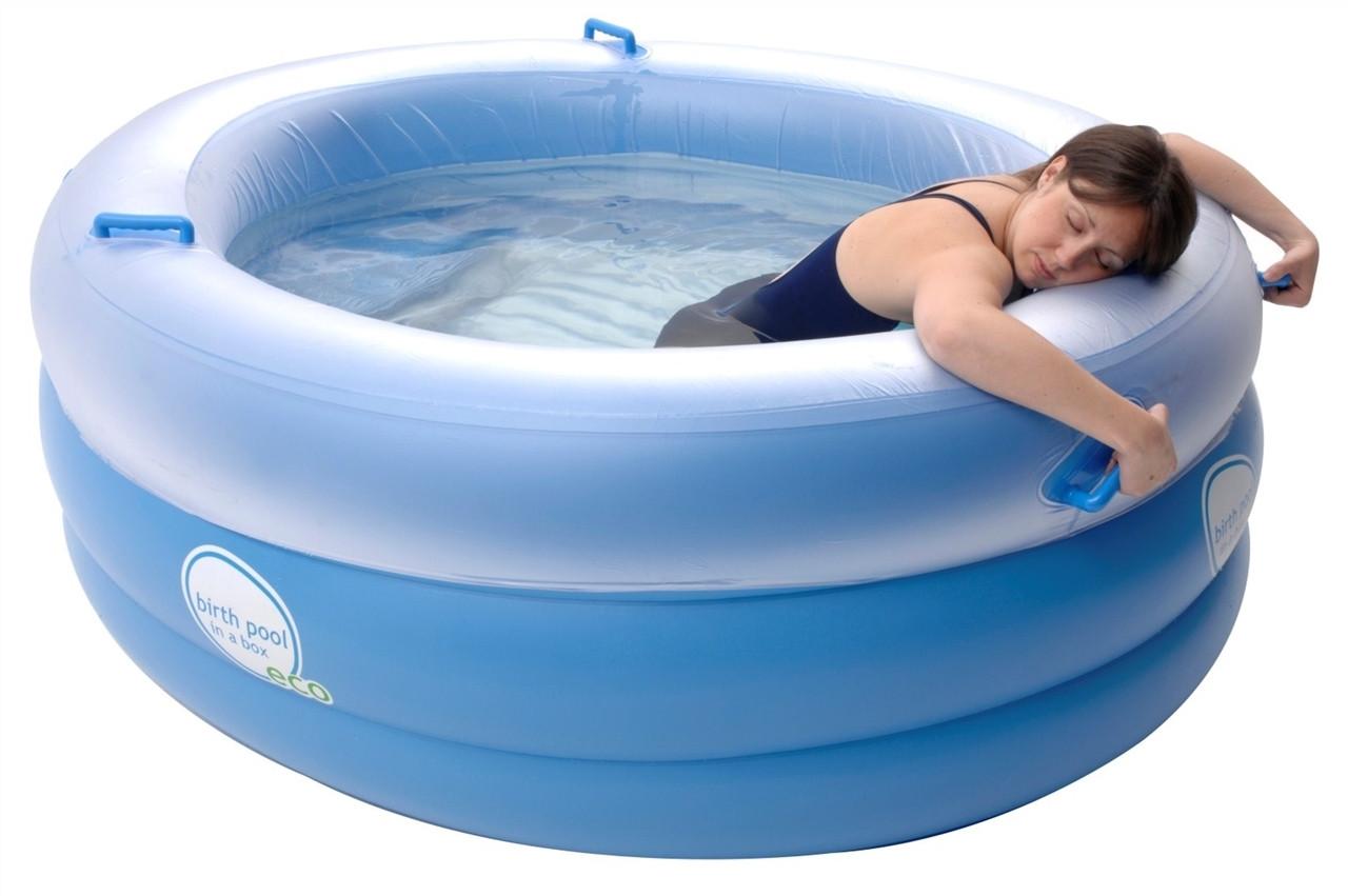 Birth Pool in a Box, Professional Multi Use Waterbirth Tub