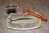 It's Bluefish Sashimi Time