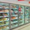 8ft 3 Door Retail Display Freezer - Quebec