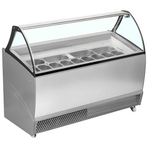 Bermuda Range Ventilated Scoop Ice Cream Display - BERMUDA RV10