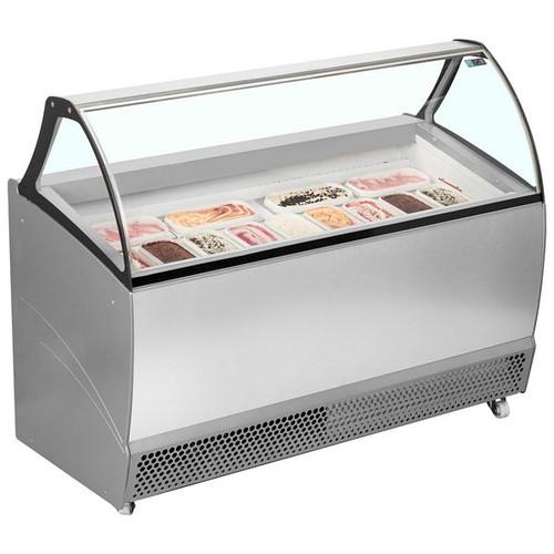 Bermuda Range Ventilated Scoop Ice Cream Display - BERMUDA RV10