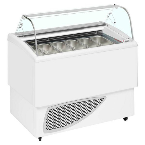 Carisma Range Ventilated Scoop Ice Cream Display - CARISMA 7