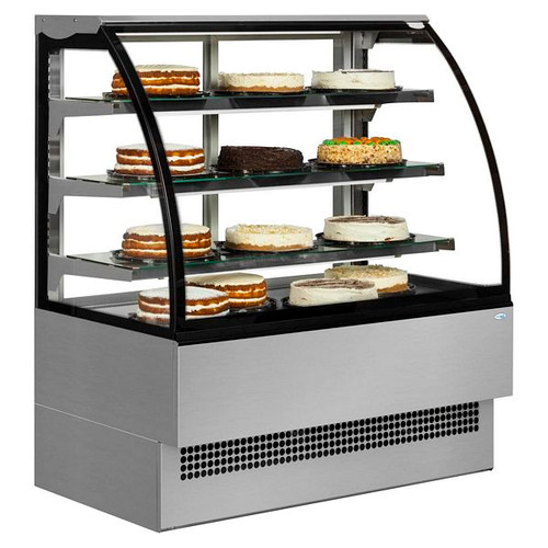 Evo Self Serve Range Low Height Multideck - EVO2400 SS SELF