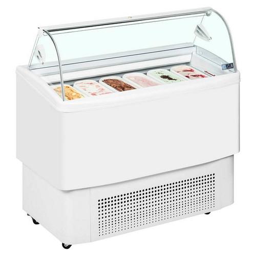 Fiji Range Ventilated Scoop Ice Cream Display - FIJI 120