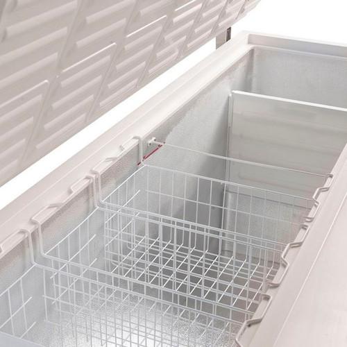 GM Range Solid Lid Chest Freezer - GM200