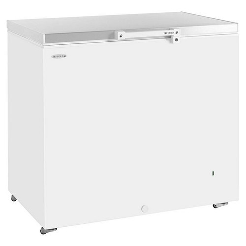 GM SS Range Solid Lid Chest Freezer - GM200SS