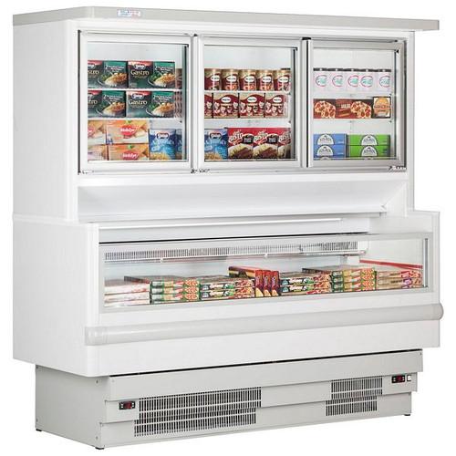 Isabel Range Wallsite Freezer - ISABEL 2000 BT/TN