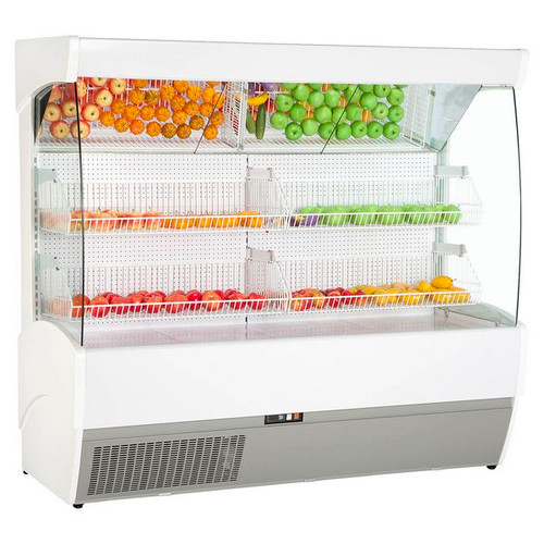 Marao II Fruit & Veg Range Fruit & Veg Multideck - MARAO II 150 FRUIT