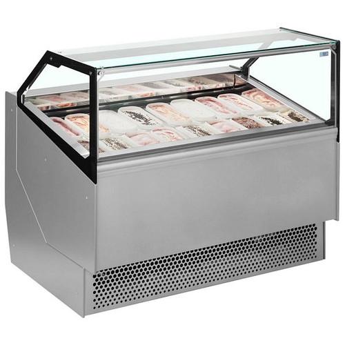 Millennium STD Range Ventilated Scoop Ice Cream Display - MILLENNIUM STD12
