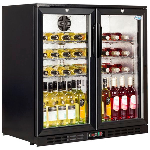 PD20H with 6 optional wine shelves