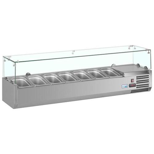 VRX 330 Range Gastronorm Topping Shelf - VRX1600/330