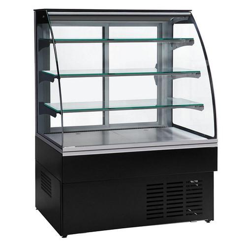 Zurich II Range Patisserie Display Cabinet - ZURICH II 150