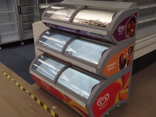 3 Tier Ice Cream Stacker - DR2