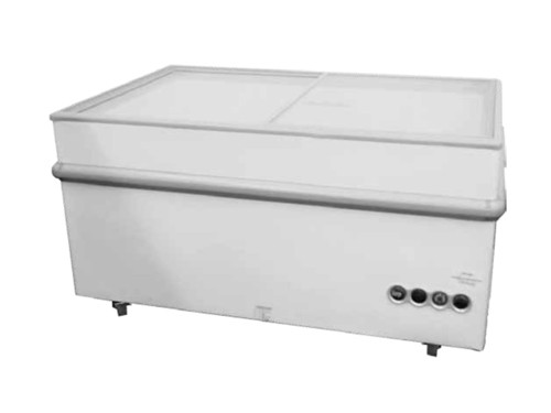 5 ft Island Display Freezer - IFZ5