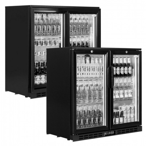Backbar Display Chiller - DDFR3